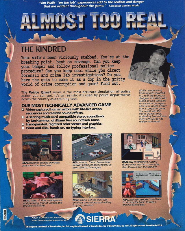 Police Quest 3
