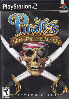 PIRATES, Legend of Black Kat